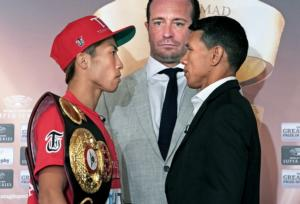 Inoue And Payano Prepared For Title Showdown