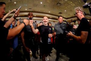 O'Sullivan Plans To Ko The Knockout King