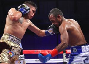 Negrate And Franco Battle To Draw In Costa Mesa