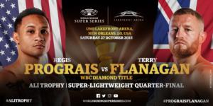 Two World Boxing Super Series Events Confirmed The US In October