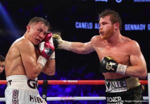 Canelo Alvarez Dreams Of Joining Mexican Best List