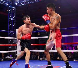 Cintron Defends Title At the WBO Convention