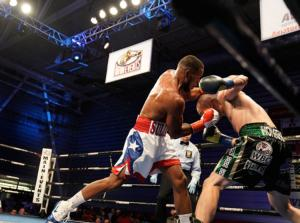 Barrera  Secures Unanimous  Points Win Over Monaghan