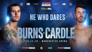 Burns And Cardle Clash In Crossroads Battle