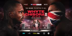Chisora Vs Whyte Rematch Set For December 22