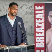 Breazeale Is Fully Prepared To Face Negron