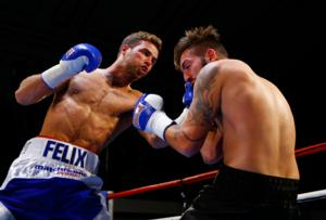 Felix Plans To Cash in On First Title Shot