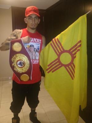 Jason Sanchez Upsets Rivera In Panama City