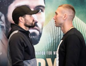 John Ryder vs Andrey Sirotkin Press Conference Quotes From London
