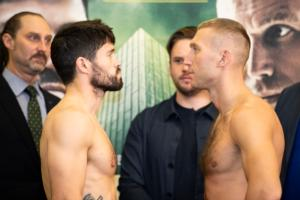 Ryder And Sirotkin Make Weight In London
