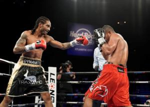 Karl Dargan Faces Moises Delgadillo In Atlantic City