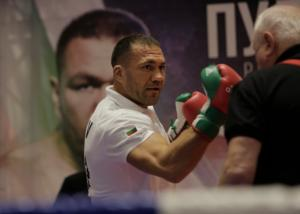 Pulev And Fury Report Perfect Training Camps