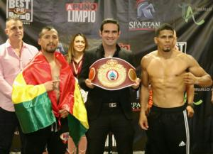Weights From  Trujillo Alto
