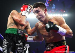 Conlan Scores TKO Win In Vegas Debut