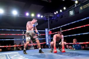 Michael Dutchover Ko's Ruben Tamayo In Style