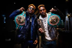 Charlo Twins Return On Dec 22 In Brooklyn