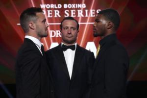 Kalle Sauerland Previews Glasgow Showdowns