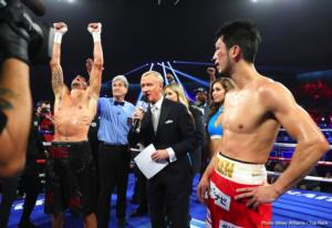 Murata Upsets Murata/Dadashev Survives Against DeMarco