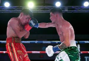 Sanchez Remains Unbeaten on 'Path To Glory' Fight Card