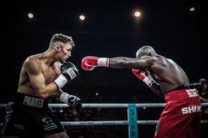 Parker And Williams Clash For Vacant British Title