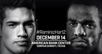 Sequel time: Ramirez and Hart set to do it again