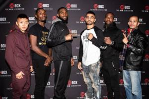 Ennis And Serrano Make Weight In Philly