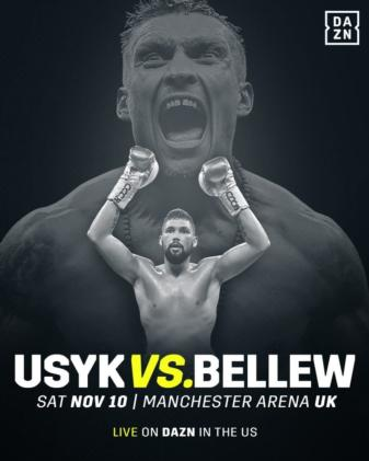 Usyk fights off Bellew's upset effort, wins by knockout