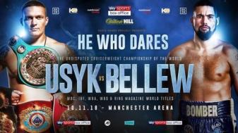 Tony Bellew's quest for one more upset