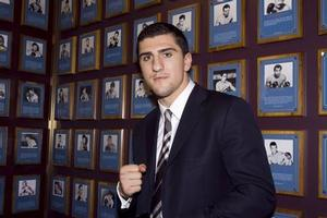 Marco Huck ready to face Godfrey (pic Pat Orr)