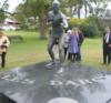 Les Darcy Statue Unveiling Ceremony Video