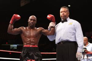 Corley Batters Attah For 10 Rounds