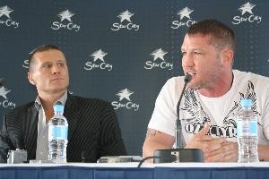 Danny Green & Paul Briggs