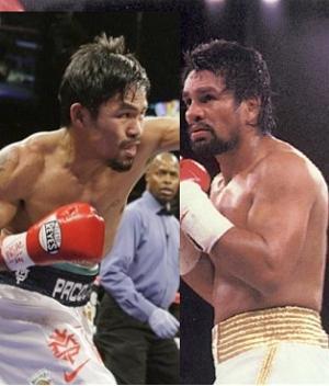 Manny Pacquiao vs. Roberto Duran