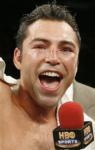 De La Hoya Admits He Once Thought About Taking His Own Life