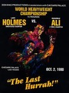 Holmes vs. Ali – Sacrifice at Caesars Palace 30 Years On