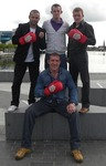 "Casey, Kiko And ""Iron Man"" Rogan Ready To Rock In Limerick"