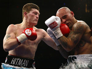 Hatton v Collazo (pic Mr Will)