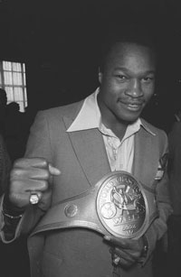 Larry Holmes in his prime