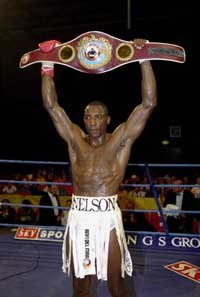 WBO king Nelson plans to end his career on a high