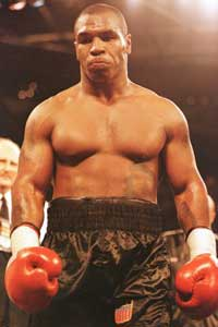 Can Antonio Tarver handle a motivated Mike Tyson?