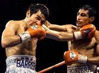 Anyone for Barrera vs. Morales IV in 2006?